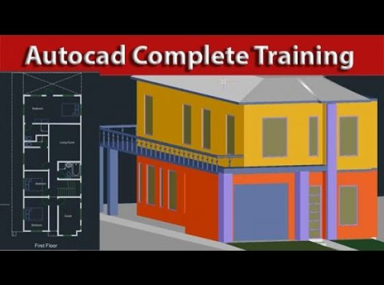 Clasimex.com AutoCAD Tutorial Course Complete Beginner to Advance ( Learn Autocad complete ) Autocad Featured