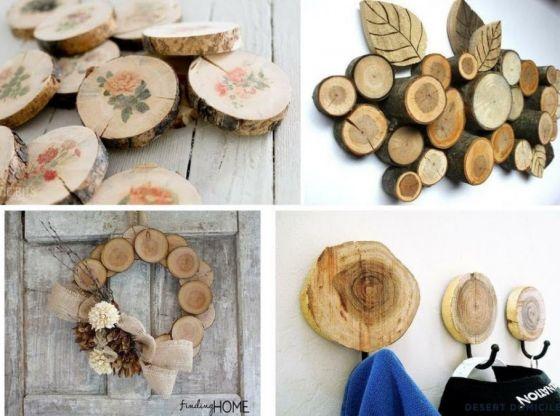Clasimex.com +100 IDEAS, ASOMBROSA DECORACIÓN CON MADERA RUSTICA, DISEÑOS FANTASTICOS Wood Topics
