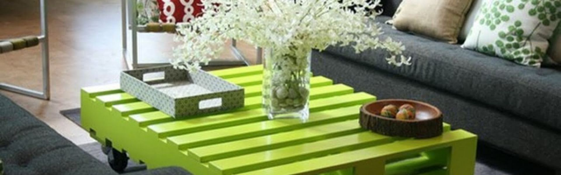 Clasimex.com 125 MEJORES IDEAS DE DECORACION CON PALETS Wood Topics