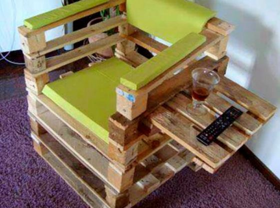 Clasimex.com 200 Creative DIY Pallet Furniture Ideas 2017 - Cheap Recycled Pallet Wood Topics