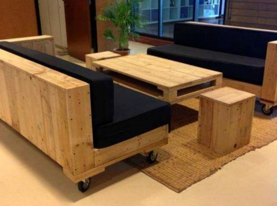 Clasimex.com 40 Creative DIY Pallet Furniture Ideas 2017 - Cheap Recycled Pallet Wood Topics
