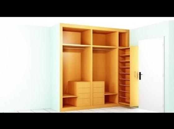 """Clasimex.com como hacer un armario para la habitacion """"resumen"""" Wood Topics"""