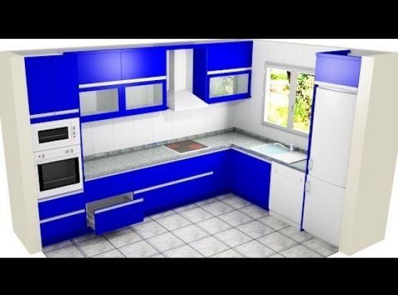 Clasimex.com Como montar una cocina Wood Topics