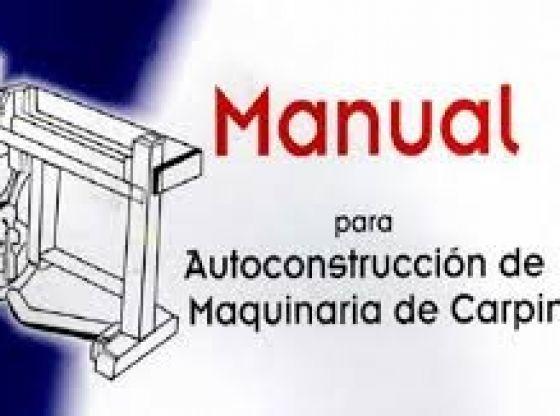 Clasimex.com Manual de Autoconstrucción de Maquinaria de Carpintería Wood Topics