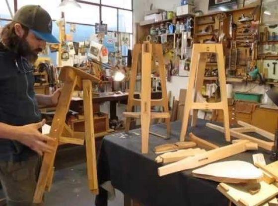 Clasimex.com Técnicas de Ebanistería. Encastres y desarrollo de un proyecto de ebanistería. Wood Topics