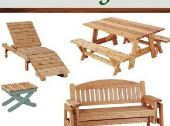 Clasimex.com Backyard Projects  / Proyectos de Muebles para Jardin Wood Topics