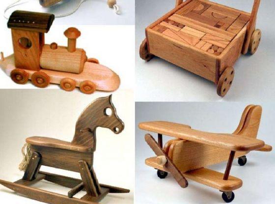 Clasimex.com Toys Makers / Fabricantes de Juguetes de Madera Wood Topics