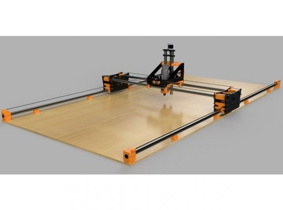 Clasimex.com 3d printed CNC - Artisan 4 Tech Wood Topics