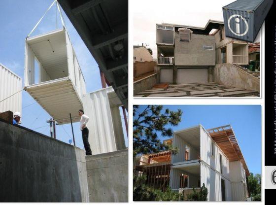 Clasimex.com Casas Fabricadas de Contenedores / Container Prefab Homes Container Homes Wood Topics