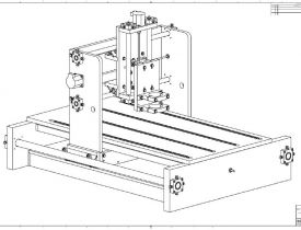 Clasimex.com Planos para Fabricar un Router CNC Featured Tech Technology Wood Topics
