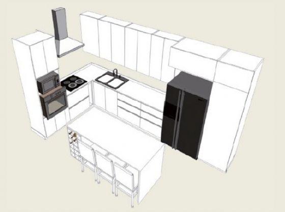 Clasimex.com Cómo Diseñar su Cocina Wood Topics