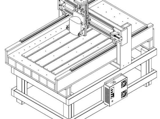 Clasimex.com Planos de Router de 3 Ejes, DXF,Pdf y Edrawing Featured Router CNC Projects Tech Wood Topics