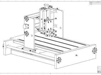 Clasimex.com Planos en PDF para Fabricar un Router CNC PolyBoard Router CNC Projects Tech