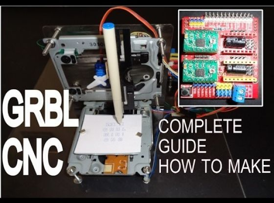 Clasimex.com How to make GRBL+CNC V3 Shield+ Arduino based Mini CNC machine a Complete Giude Router CNC Projects Tech Wood Topics