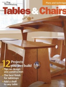 Clasimex.com Tables & Chairs 12 Projects and Techniques / Mesas y Sillas Proyectos y Técnicas Wood Topics