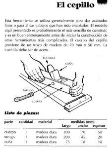 Clasimex.com Como Construir Herramientas Manuales de Carpintería Wood Topics